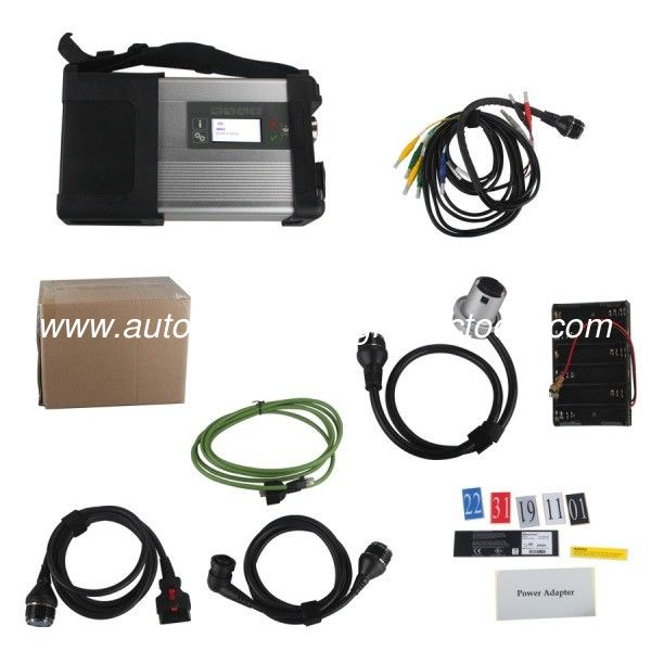 2020 MB SD Connect C5 Mercedes Star Diagnostic Tool Support Mercedes Cars and Trucks