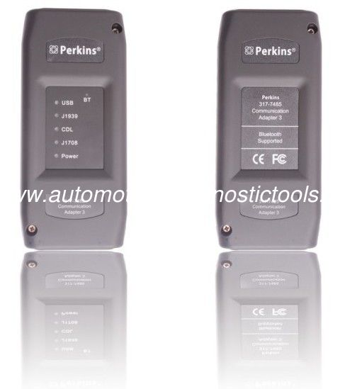 Perkins EST Interface Perkins Truck Diagnostic Tool 2015A Latest Software Version